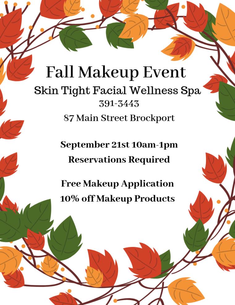 Fall Makeup Event (3)